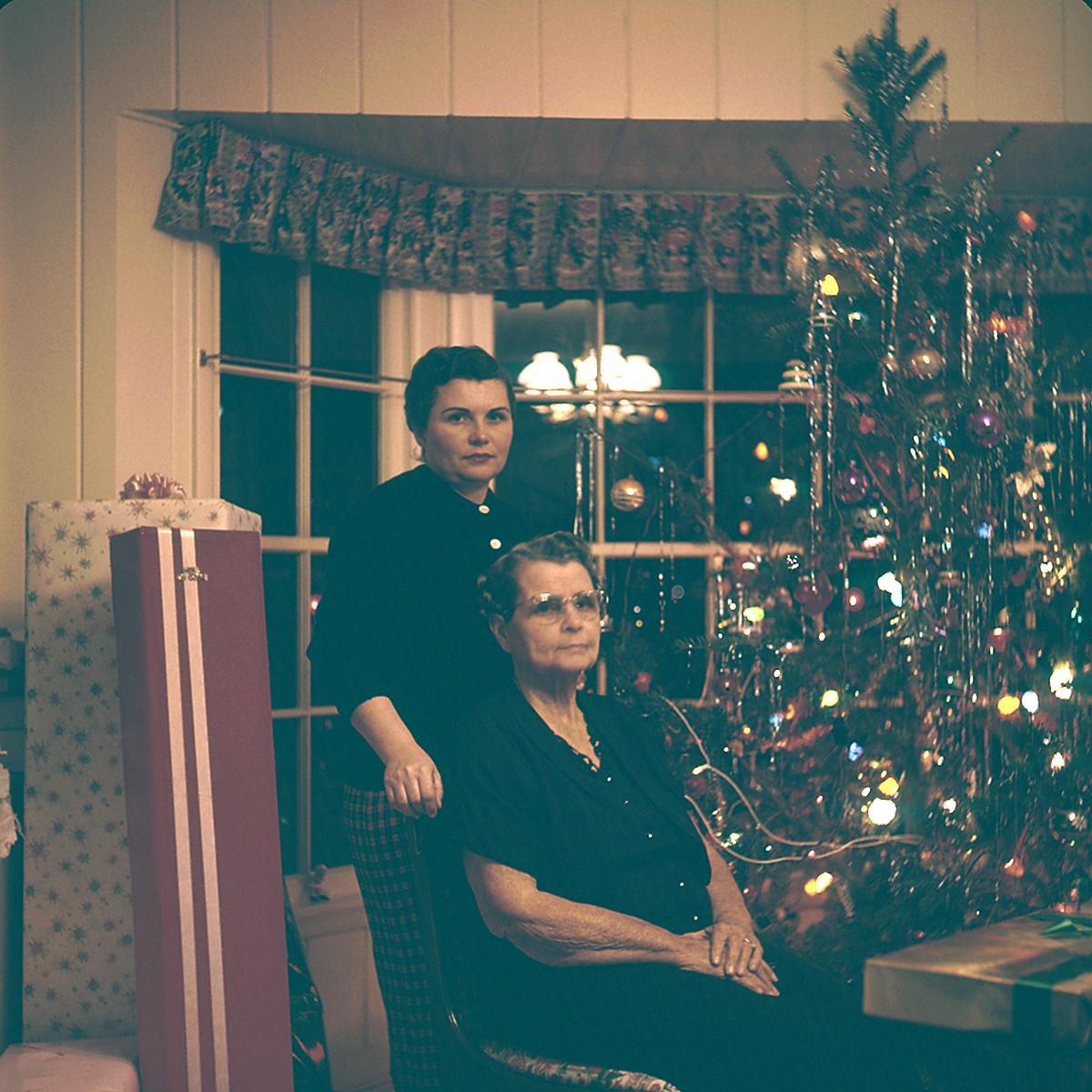 Grandmother & Mother