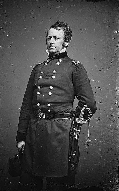 General Joseph Hooker, U.S.