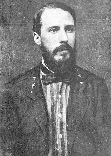 GENERAL PORTER ALEXANDER