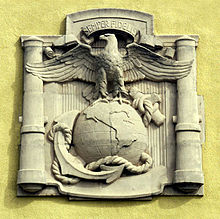 Eagle, globe & anchor