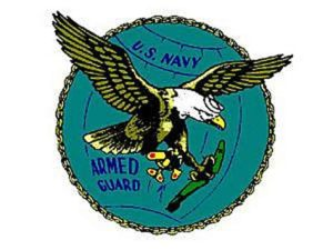 Armed Guard badge